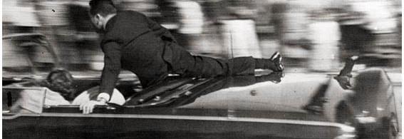 Kennedy-mord.dk  - en blog om mordet på USA's præsident i 1963